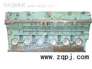 重汽公司欧二缸体 0383/0383