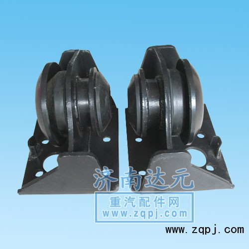 德龙发动机后支撑(牵引)DZ9114590612/DZ9114590612