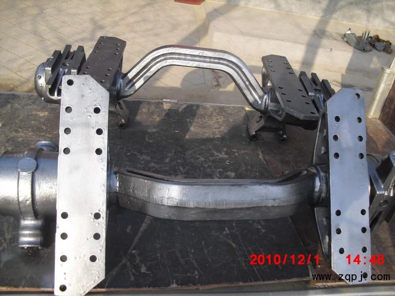 60矿车平衡轴WG9750520220/WG9750520220
