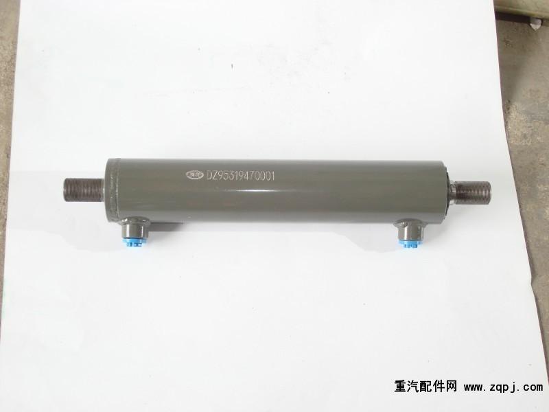 济南金福源供应8*4转向动力缸70WG9731470070/WG9731470070