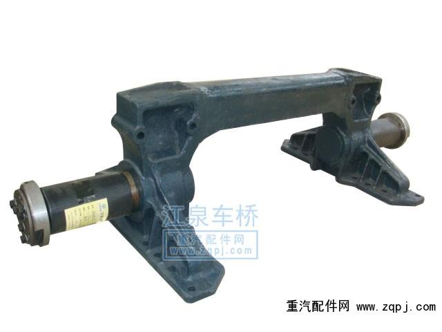 直梁平衡轴带支架DZ9114520057【重型车桥】/DZ9114520057