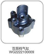 范围档气缸 WG2222100009/WG2222100009