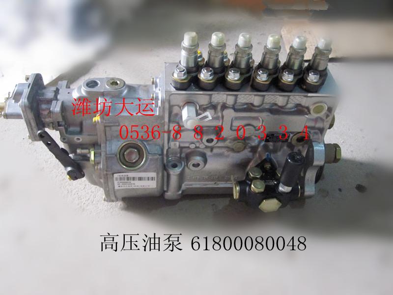 高压油泵 61800080048/61800080048