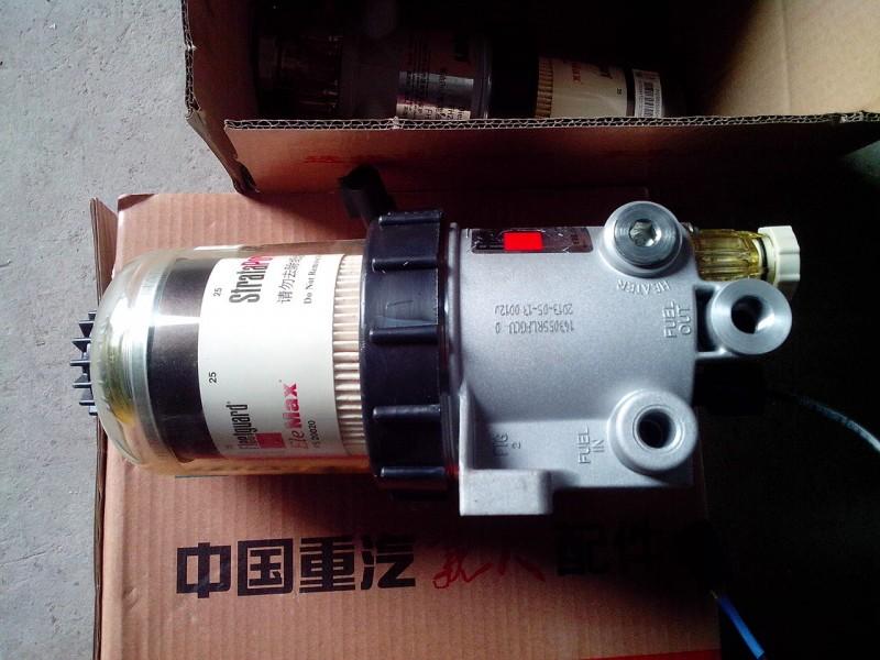 WG9925550110 燃油粗滤器 油水分离器 T5/WG9925550110