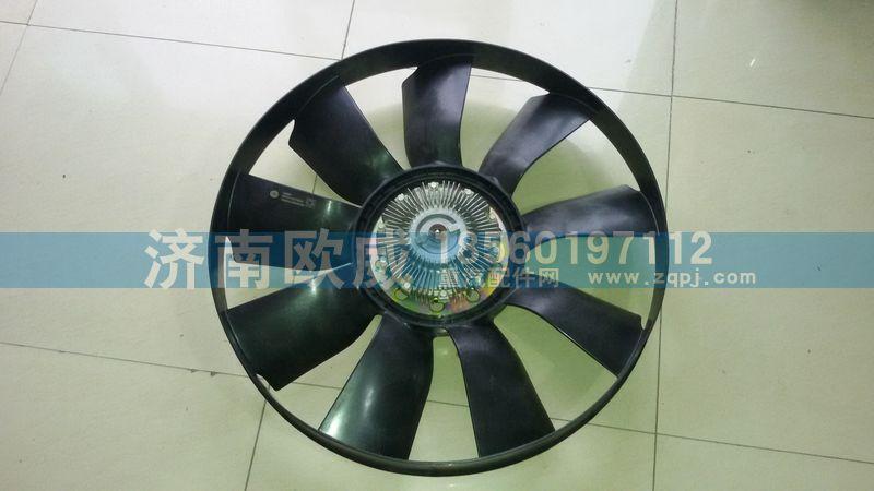 解放J6风扇离合器与风扇总成73A/1313010-73A