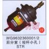 后分室(短杆小孔)STR WG9632360001/2