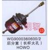 后分室(长杆大孔)HOWO WG9000360600/2