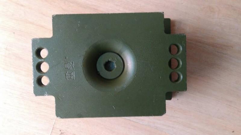 【重曼】重汽 橡胶支座-AZ9725520278/AZ9725520278