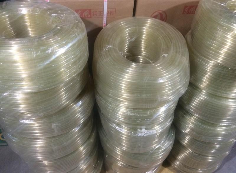 透明耐油树脂管/