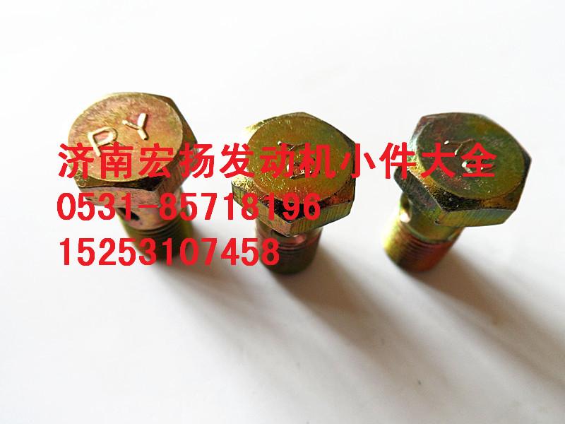 M10润滑油管空心螺栓  90003962607/90003962607
