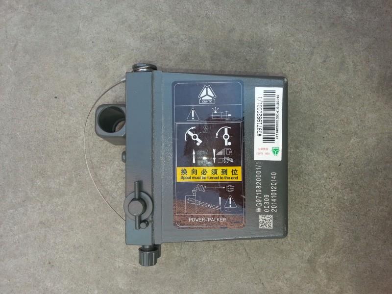 重汽HOWO驾驶室举升泵WG9719820001/WG9719820001
