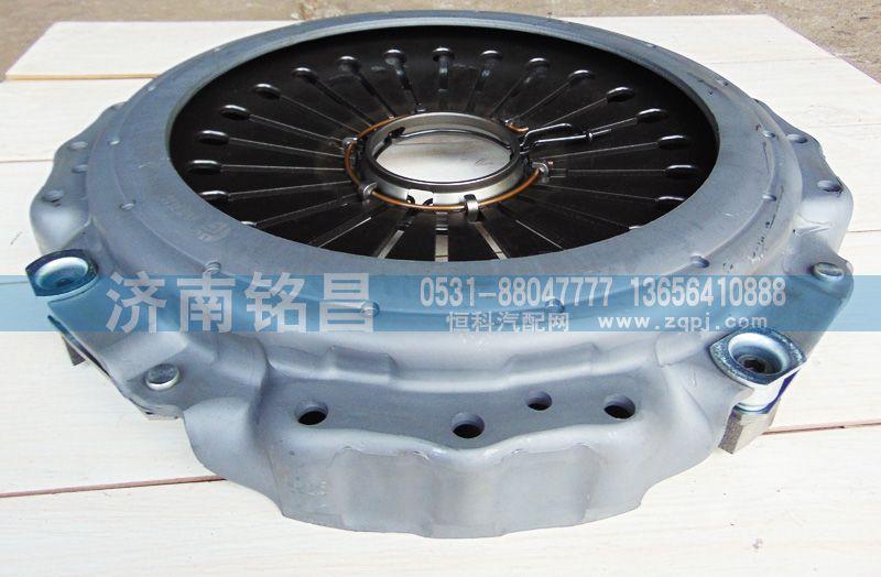 DZ9114160034离合器压盘总成430拉式大口/DZ9114160034