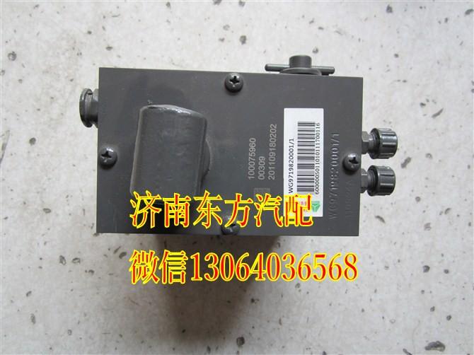 WG9719820001手压泵(HW)/WG9719820001