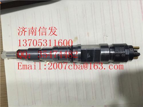 0445120415汕德卡喷油器MC13发动机0445120415汕德卡喷油器MC13发动机