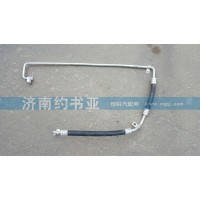 WG1664820205蒸-压软管驾驶室段