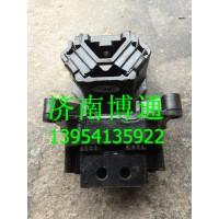重汽T7H发动机前橡胶支承WG9925590210