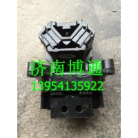 WG9925590350  重汽T7H发动机后橡胶支承