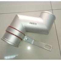 重汽HOWO中冷器出气钢管WG9731530147