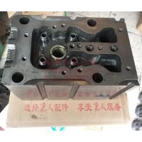 AZ1246040010重汽D12四气门发动机气缸盖总成