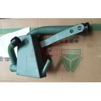 VG1557010015B重汽发动机油气分离器总成