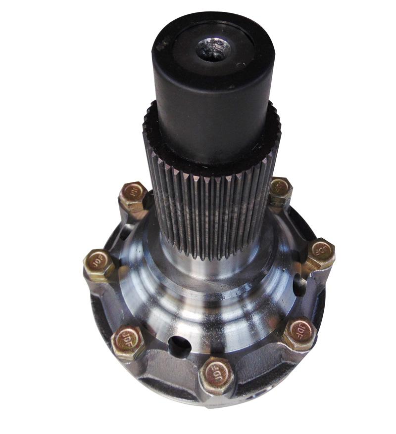 济南铭昌低价供应优质一汽解放457轴间差速器总成 锻打调质/2507055-K5H