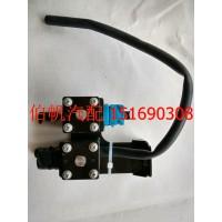 电磁气阀带支架总成  3754030-10W/C
