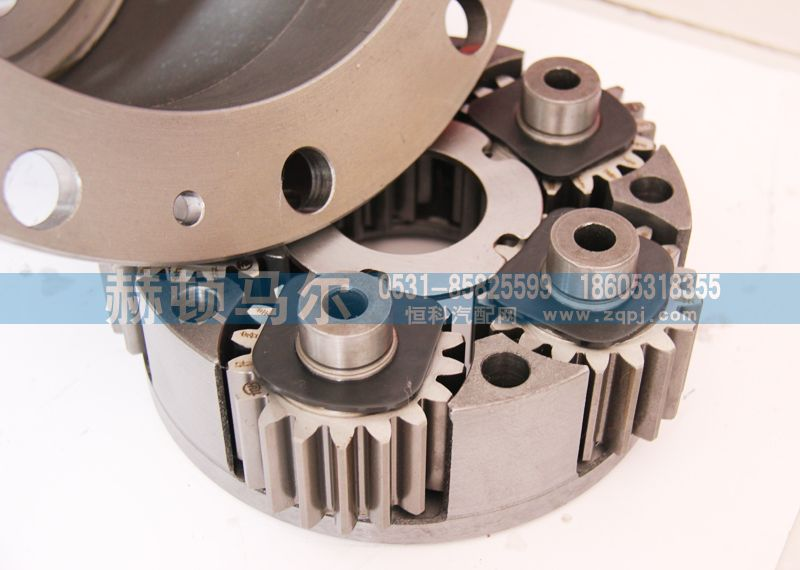 AC16轮边减速器AZ9981340070/AZ9981340070