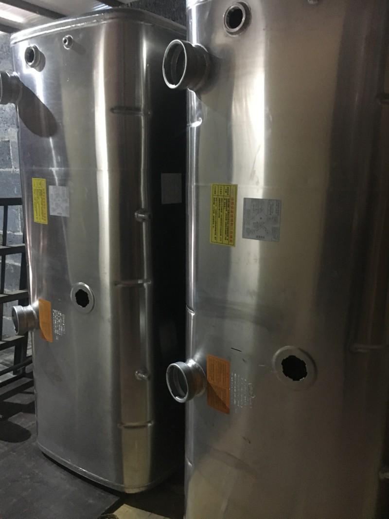 欧曼GTL600升双口水循环加热油箱/1600*650*680mm