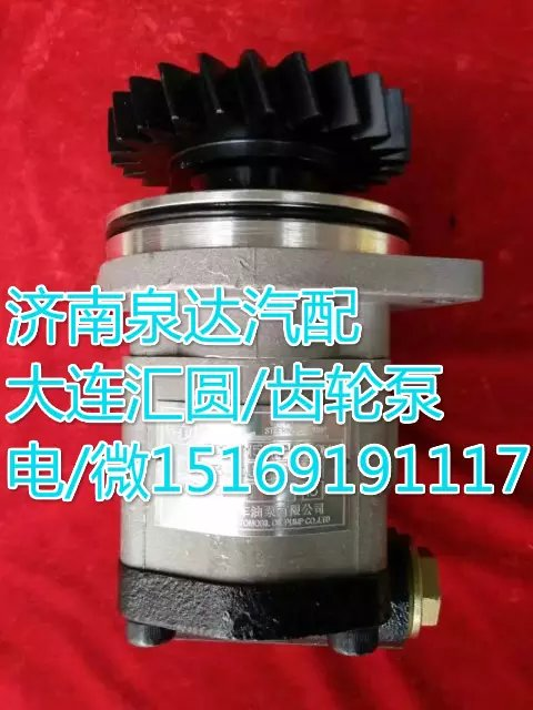 陕汽德龙齿轮式转向泵/助力泵大连汇圆配套/DZ95259130001