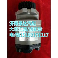 一汽解放锡柴齿轮式助力泵3407020A624-SJ10