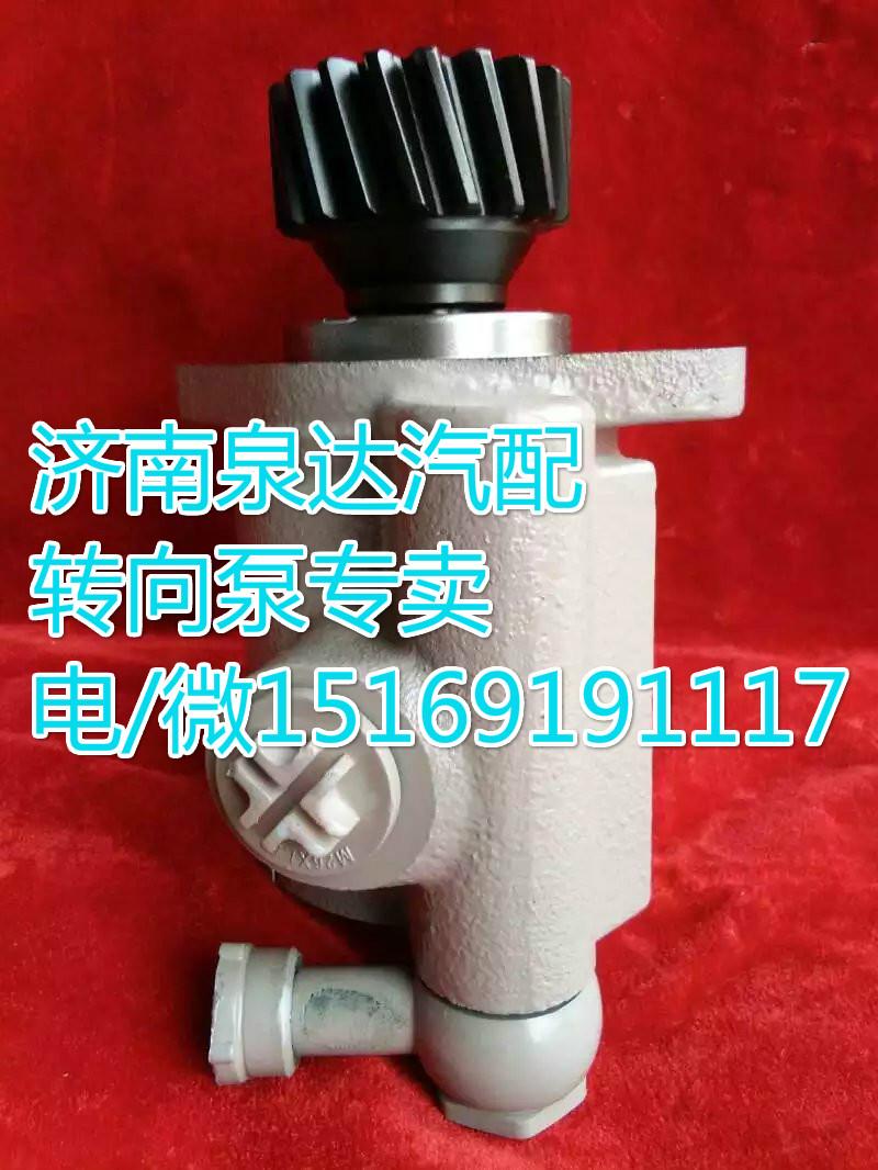 陕汽奥龙/德龙转向助力叶片泵DZ93319130001/DZ93319130001