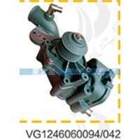 水泵总成VG1246060042