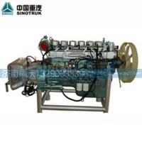 中国重汽柴油机D10欧3系列发动机