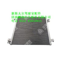 wg1608828011-0新斯太尔冷凝器总成