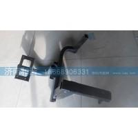 陕汽德龙X3000一级踏板支架焊接总成(左))