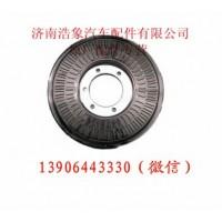 重汽发动机硅油减震器