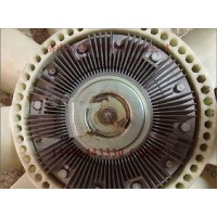 重汽MC曼发动机硅油离合器风扇
