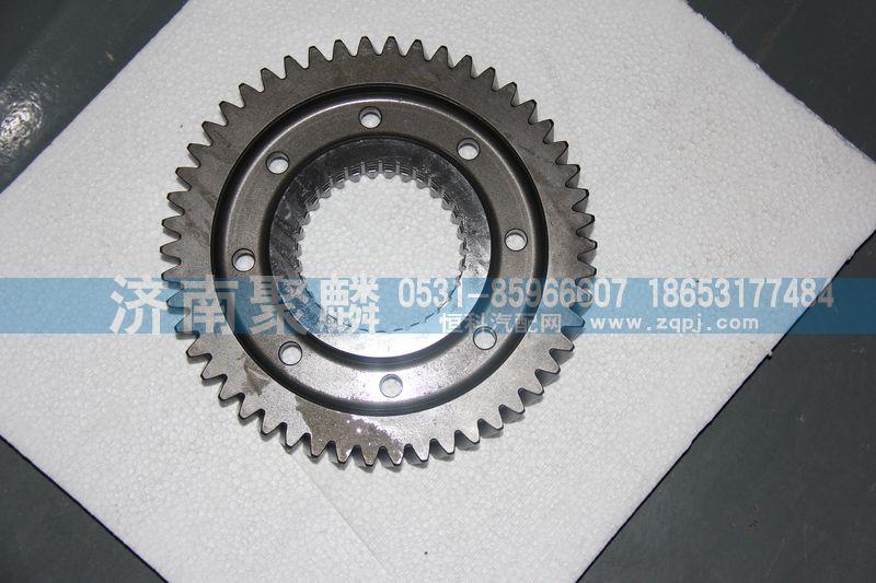 25712主轴一档齿轮WG2211040010/WG2211040010