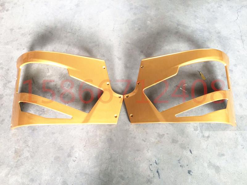 汉马保险杠饰盖(香槟金)/28MG-03018 28MG-03017