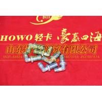 LG9700360562卡套式端直通接头体 HOWO豪沃轻卡