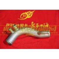 LG9704530458散热器出水钢管【HOWO豪沃轻卡】