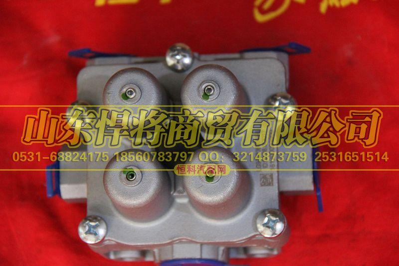 LG9700360011四回路保护阀【HOWO豪沃轻卡】/LG9700360011