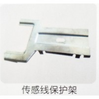 陕汽德龙制动器系列,传感线保护架