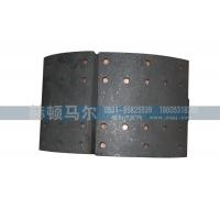 奥威铸铁后制动蹄总成28×220×410