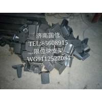 WG9112522081限位块支架