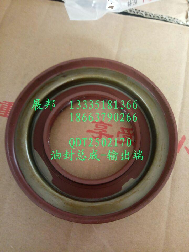 QDT2502170重汽系列