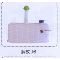 解放J6膨胀水箱【重汽储气筒】