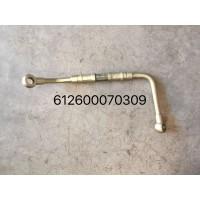 612600070309喷油泵润滑油管