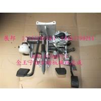 组合踏板操纵总成(φ25/共轨)(带离合器开关)