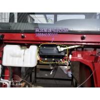 陕汽奥龙驾驶室配件雨刷电机支架